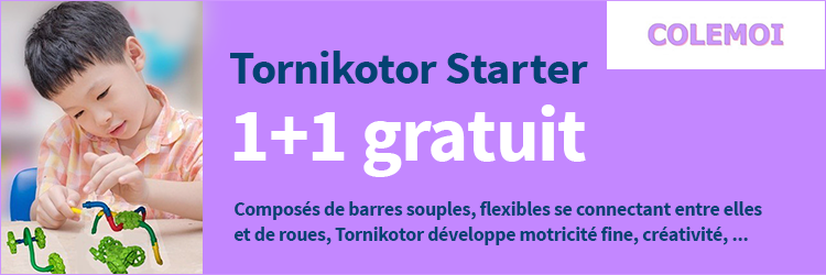 Tornikotor Starter: des connaissances utiles toute la vie!