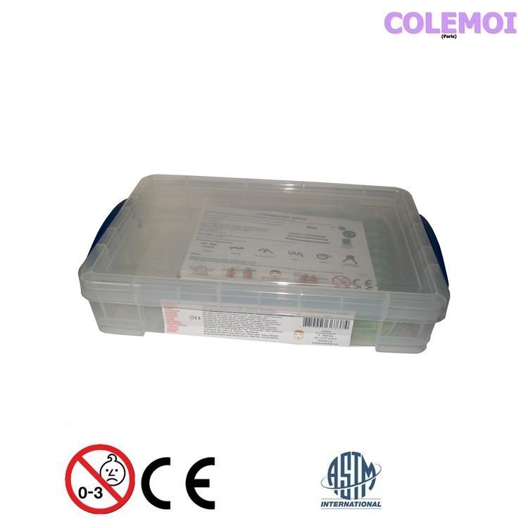 Bac Plastique Tornikotor Basic