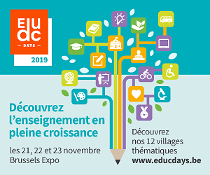 "A ne pas rater: Les ""Educdays"""