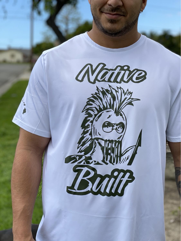 Thumbnail: Mens Makini warrior T-shirt