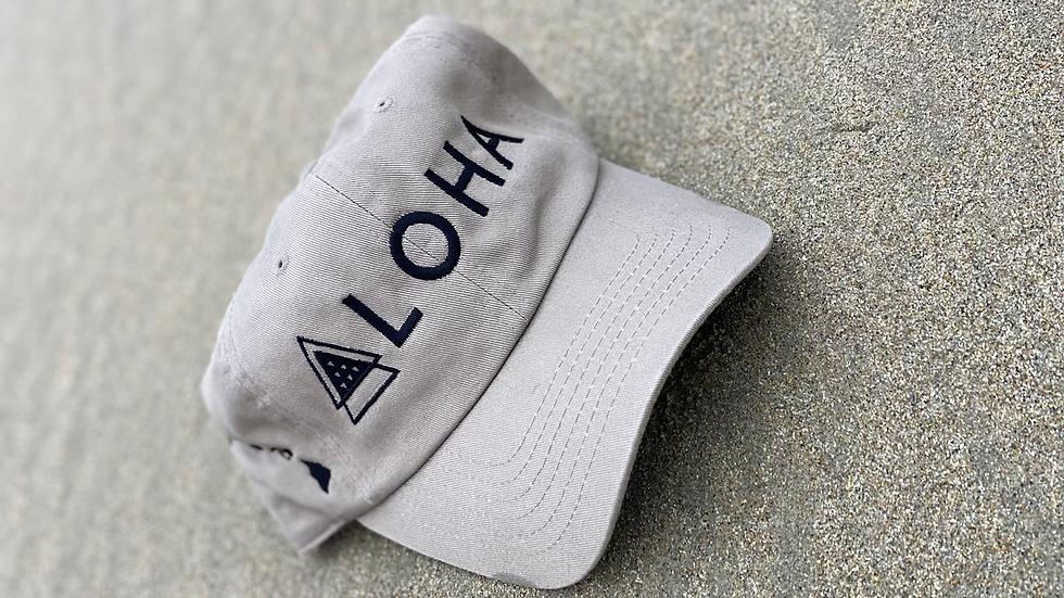 ALOHA dad hat