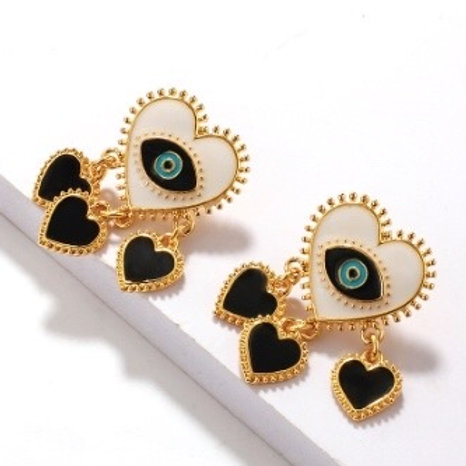 Queen of Hearts Earrings