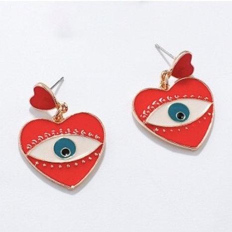 Total Eyeclipse of the Heart Earrings
