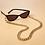 Thumbnail: Chunky Gold Sunglasses Chain