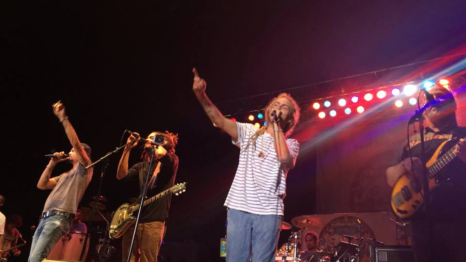 SOJA with Trevor Hall