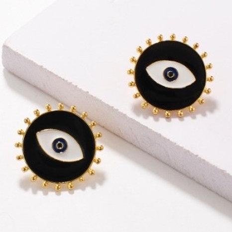 Tell Me Eyebout It, Stud Earrings