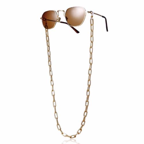 Gold Sunglass Chain