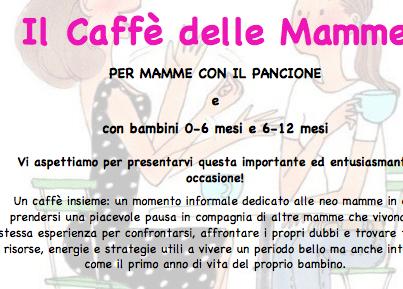 IL CAFFE' DELLE MAMME