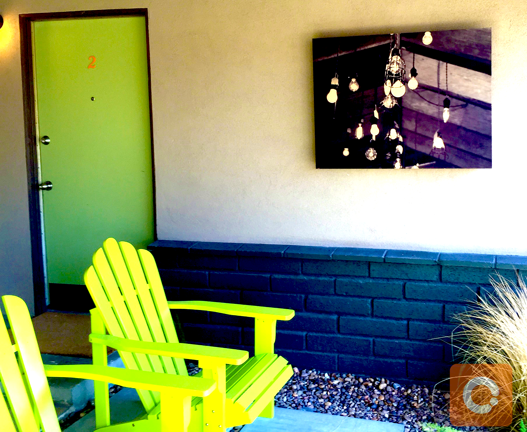 Art and Patios