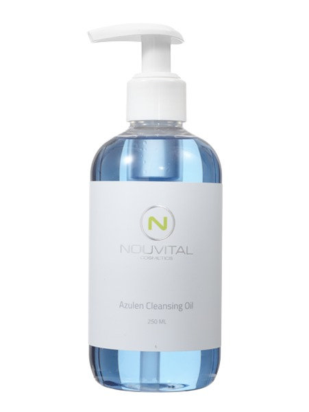 Azulen cleansing oil