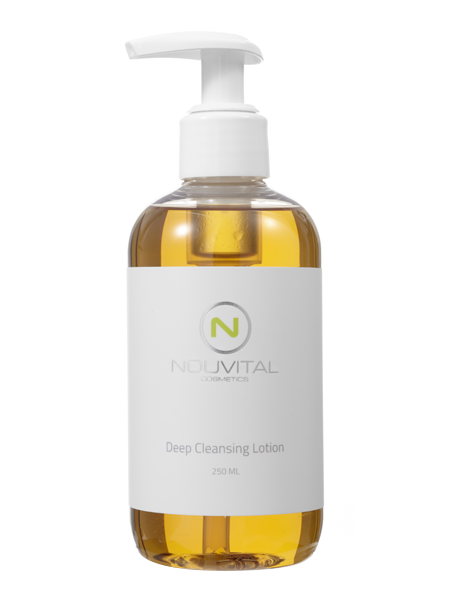 Deep cleansing lotion