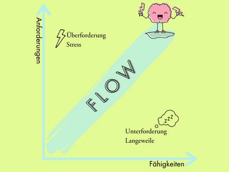 Mit mehr Flow bei der Arbeit den Lockdown meistern