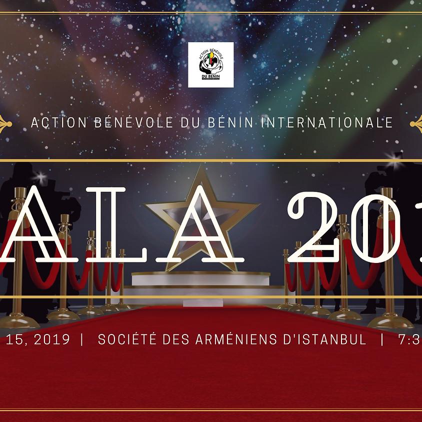 Deuxième Gala Bénéfice 2019