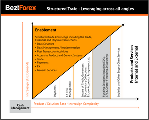Structured Trade Infographic