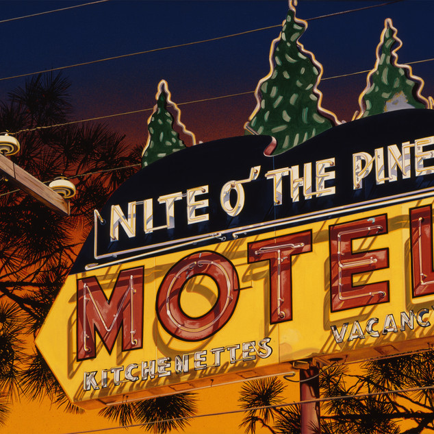Night O' The Pines