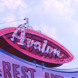 Avalon (dyptyc)