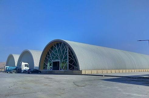 Cooling storage Agrarco Azerbaijan / Soyuducu anbar Agrarco Azərbaycan / Холодильный склад Аграрко Азербайджан