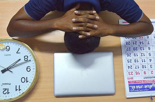 Individuo: conflitti sul lavoro e gestione dello stress