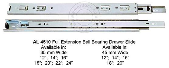 3510 4510 - Drawer Slides