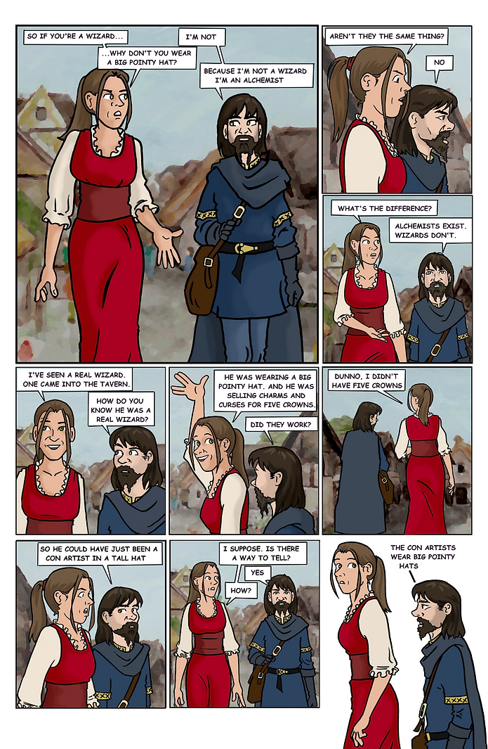 Page 5 Wizards and Alchemists