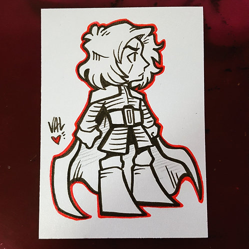Kylo Ren - Daily Doodle