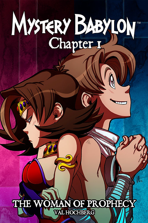 Mystery Babylon - Chapter 1