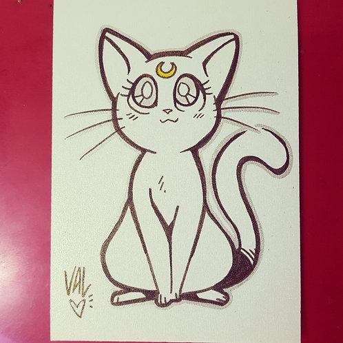 Luna - Daily Doodle