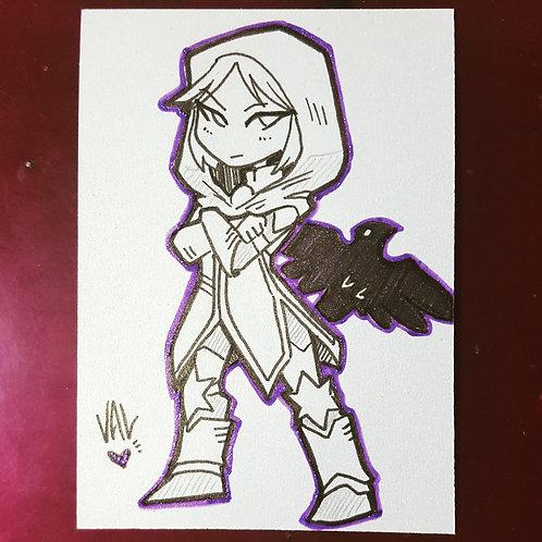 Leliana - Daily Doodle