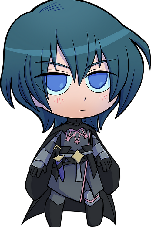 Byleth (Male) - Sticker