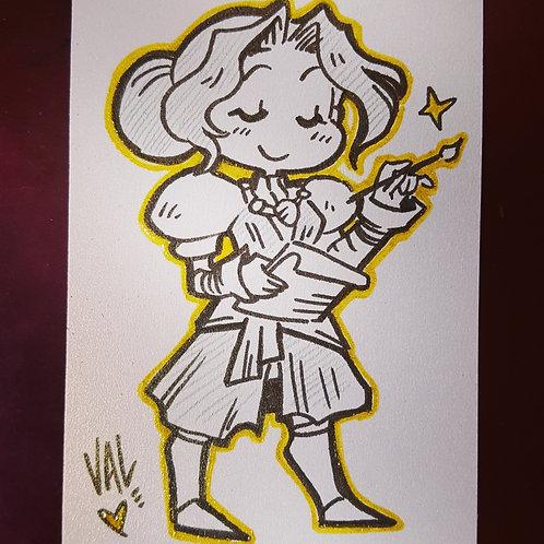 Josephine - Daily Doodle