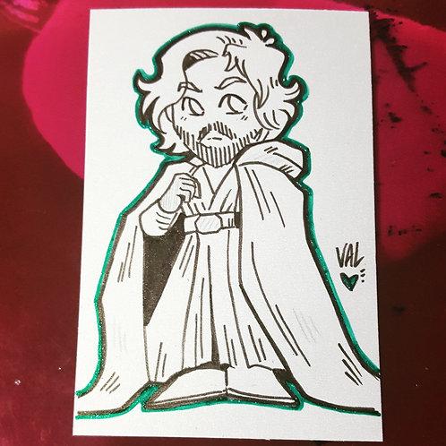 Luke Skywalker - Daily Doodle