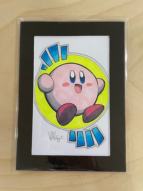 Kirby - Original Art