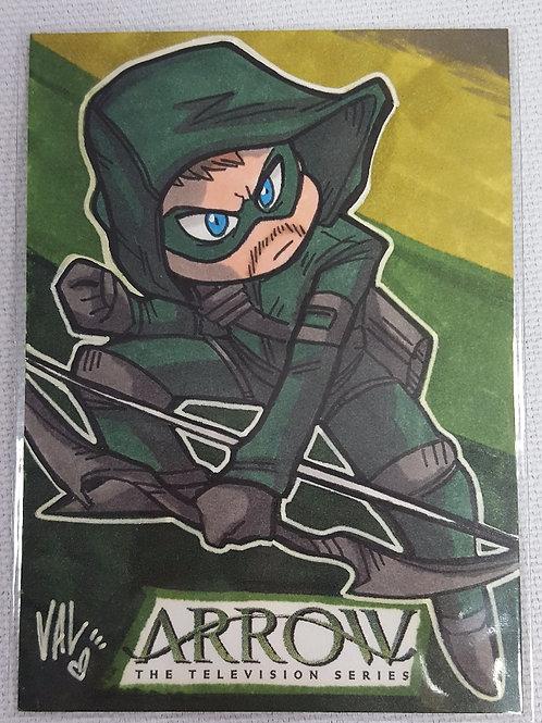 Arrow - ARROW The Television Show Season 4 - AP Card