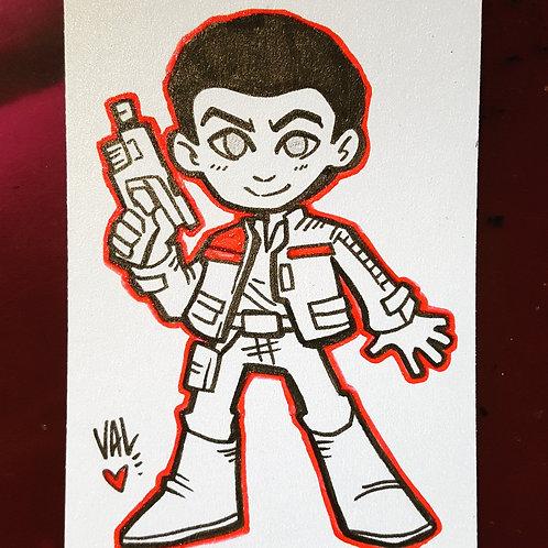 Finn - Daily Doodle