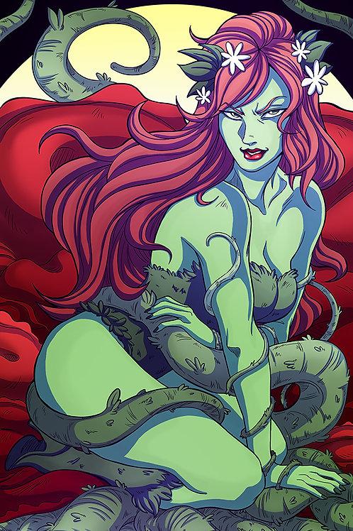 Poison Ivy - Large Print