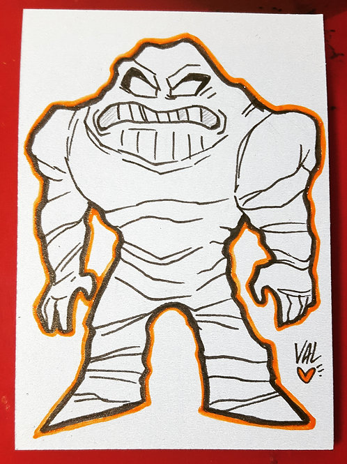 Clayface - Daily Doodle