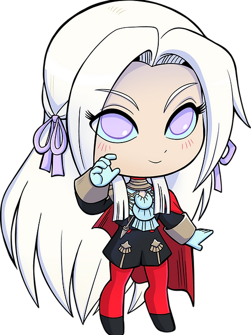 Edelgard - Sticker