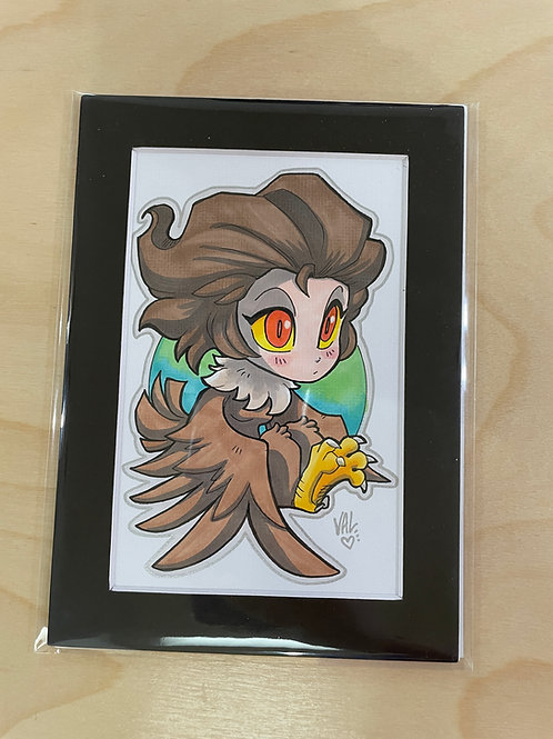 Harpy - Original Art
