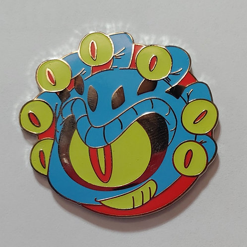 Beholder - D&D - Enamel Pin