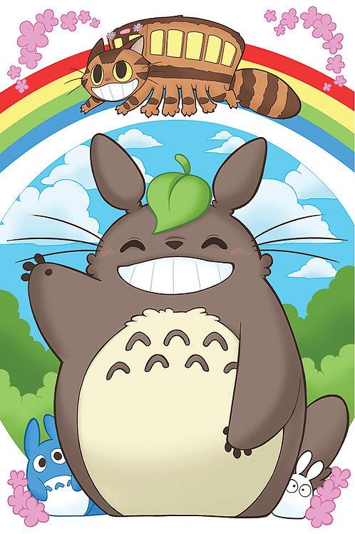 Totoro - Mini Print