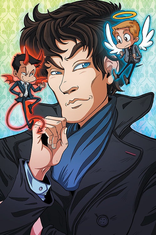 Sherlock - Large Print