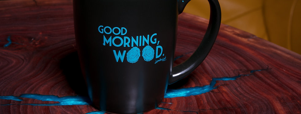 Good Morning Wood 12oz