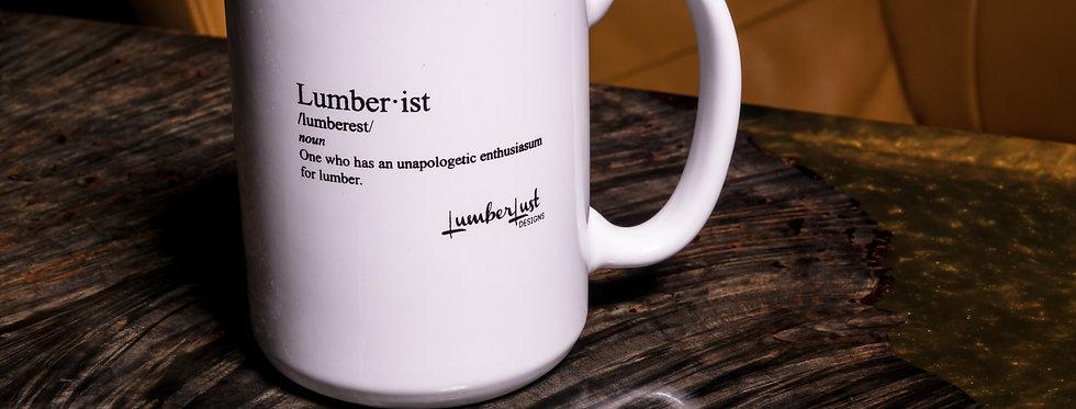 Lumberist 15oz Coffee Mug