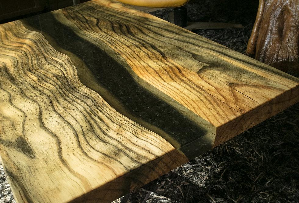 Aleppo Pine Smokey River Coffee Table 33x21