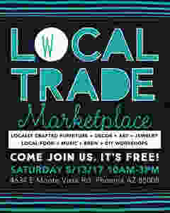 local trade marketplace 5/13/17 Phoenix, Arizona