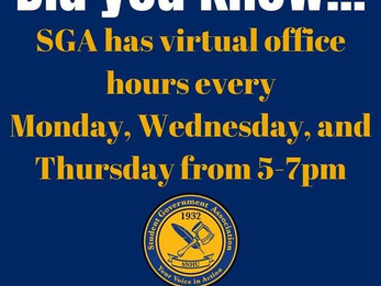 Did Someone Say Virtual Office Hours?