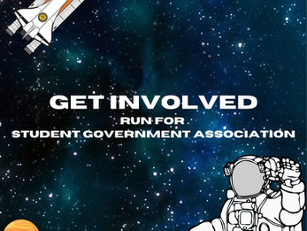 Applications to join SGA due this week!