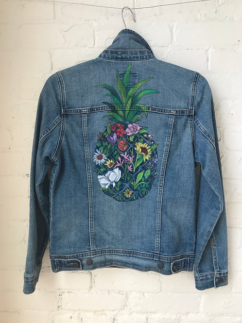 Pineapple/Flower Jacket