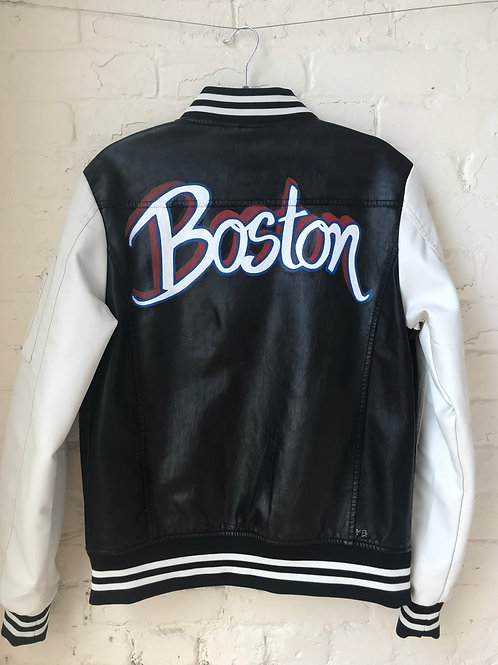 Boston Bomber Jacket