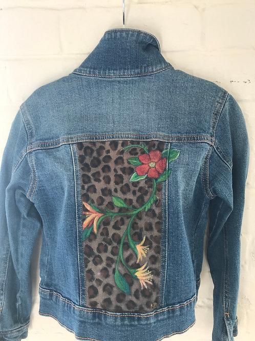 Leopard/Flower Jacket